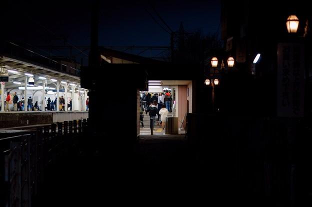 写真: 京成電鉄 金町線 柴又駅
