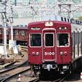 写真: 阪急5100系5100F