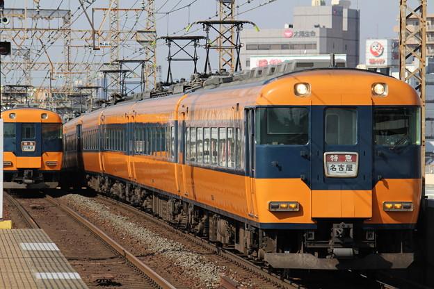 写真: 近鉄12200系NS49+NS47