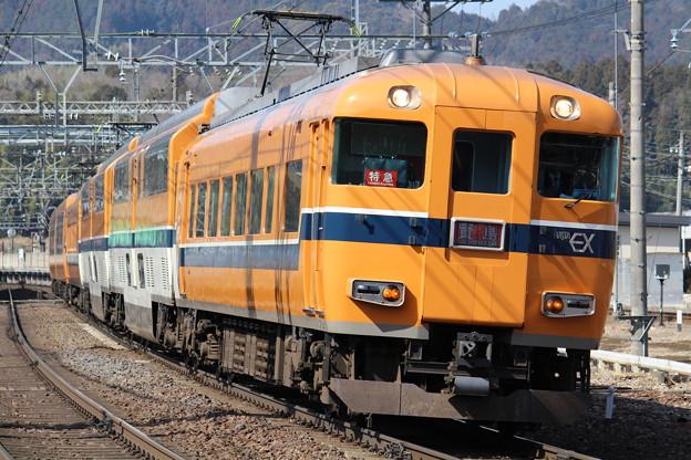 近鉄30000系V02+22000系AS**