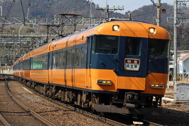 近鉄12200系NS52+NS47