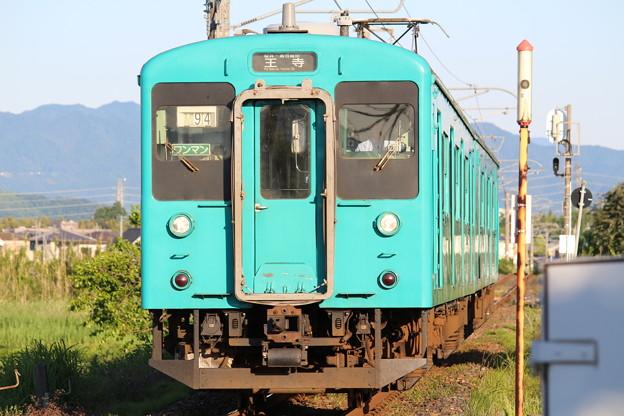 JR105系SW012