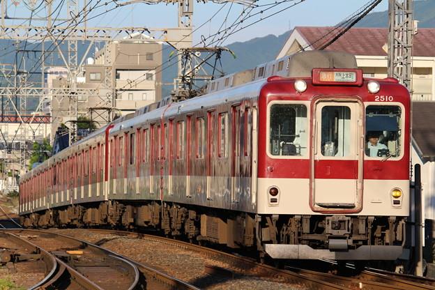 近鉄2410系W10+1400系FC07
