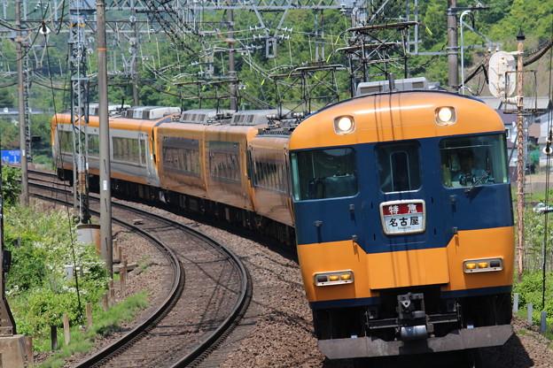 近鉄12200系NS49+22000系AS25+22600系AT57