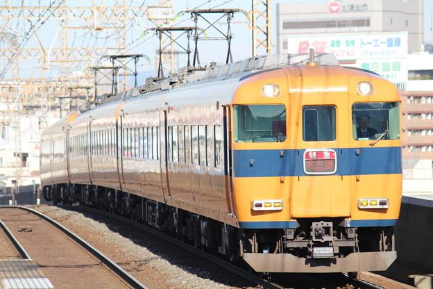 近鉄12400系NN03+22000系AS**
