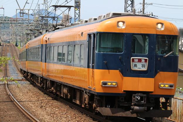 近鉄12200系NS37