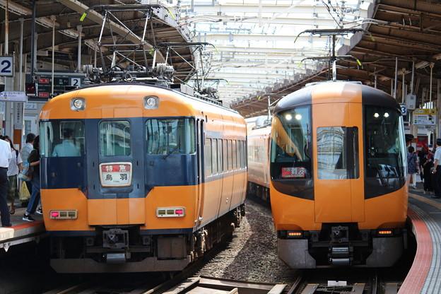 近鉄12200系NS39×22600系AT51