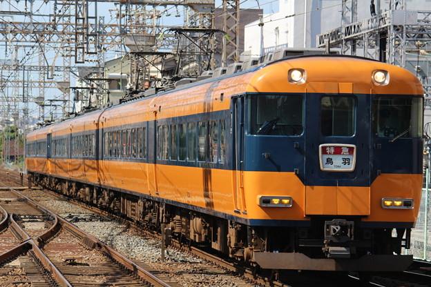 近鉄12200系NS38+同N54