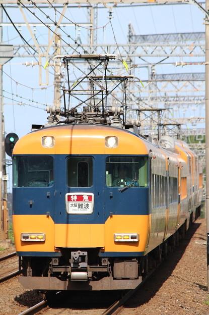 近鉄12200系N54+30000系V10
