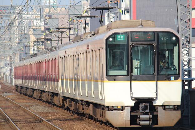 近鉄9020系EE34+8600系X69