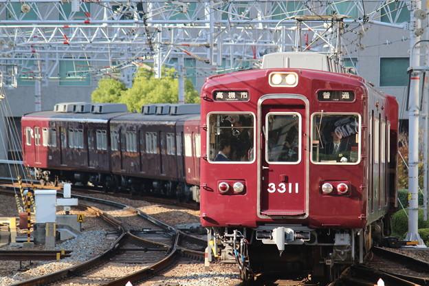 阪急3300系C#3311×7R