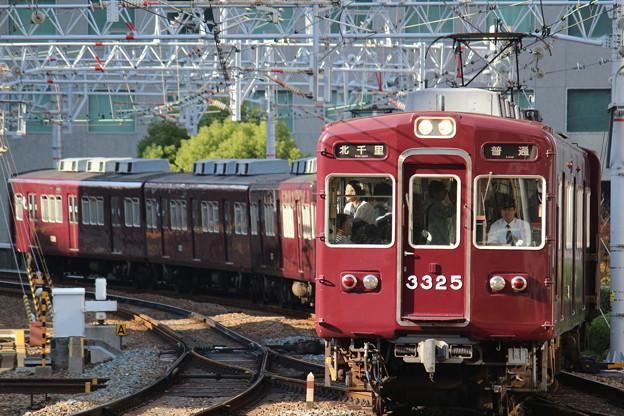 阪急3300系C#3325×7R