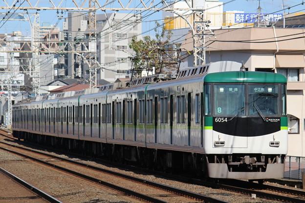 京阪6000系6004F