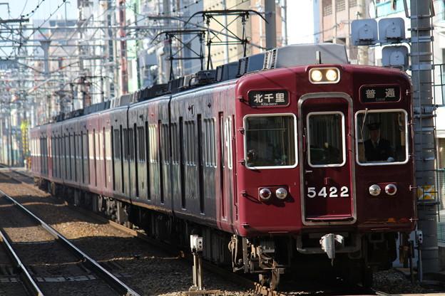 阪急5300系C#5321×8R
