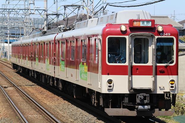 近鉄6020系C49