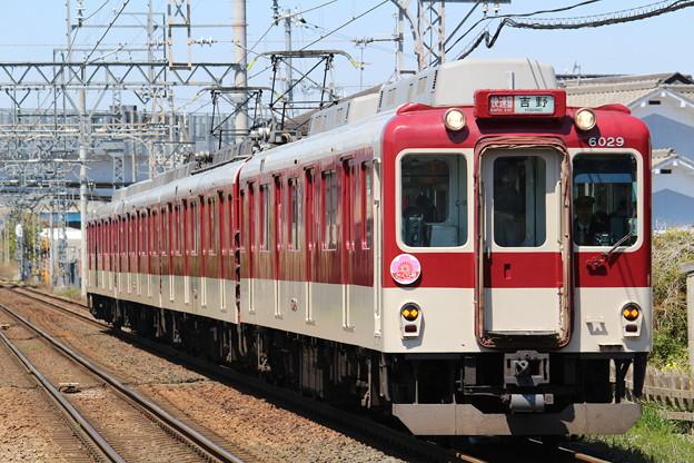 近鉄6020系C29