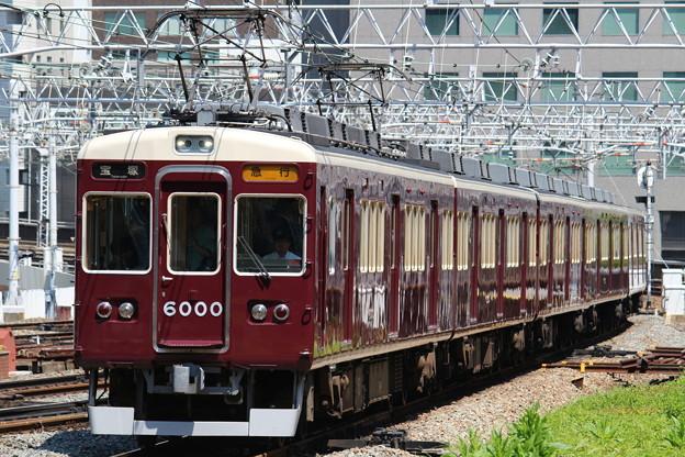 阪急6000系C#6000×8R