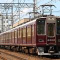 Photos: 阪急8000系C#8002×8R
