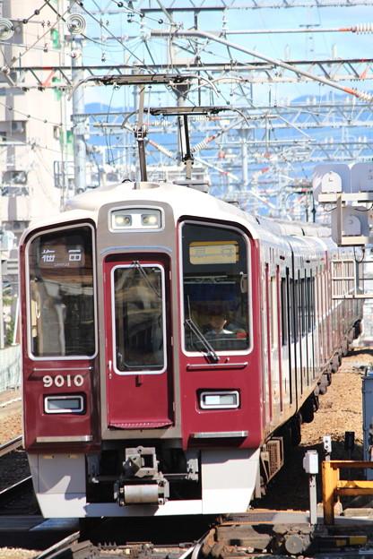 阪急9000系C#9010×8R