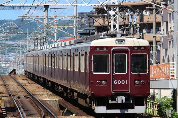 阪急6000系C#6001×8R