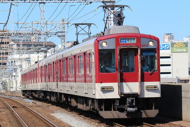 近鉄6600系FT01+同FT02