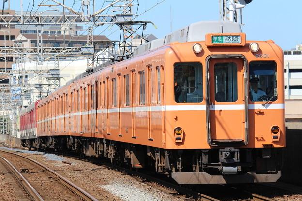 近鉄6020系C51+6413系Mi18