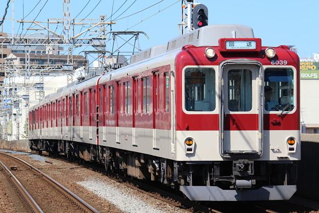 近鉄6020系C39