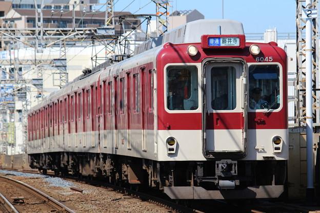 近鉄6020系C45
