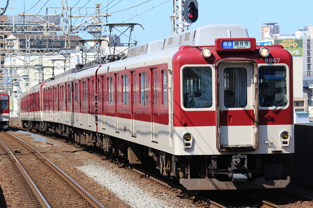 近鉄6020系C67+6413系Mi19