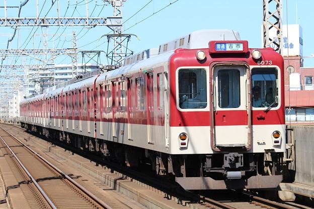 近鉄6020系C73+同C65
