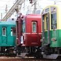 近鉄8400系B09/同B14/1440系VW38