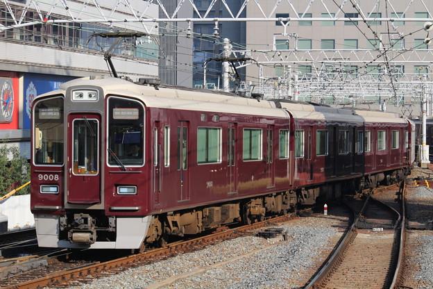阪急9000系C#9008×8R
