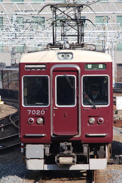 阪急7000系C#7020×8R