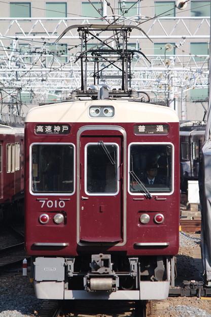 阪急7000系C#7010×8R