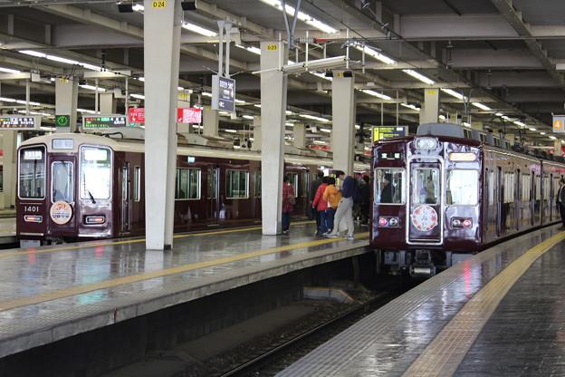 阪急5100系C#5104×8R/1300系C#1301×8R