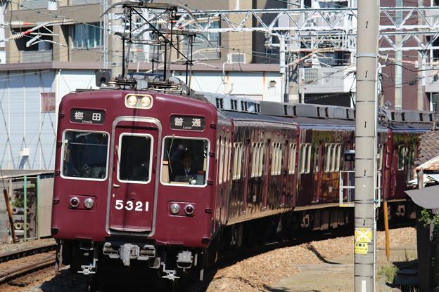 阪急5300系C#5321×7R