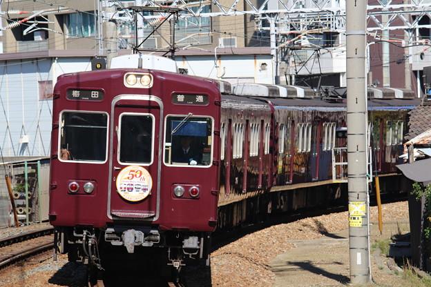 阪急3300系C#3331×8R