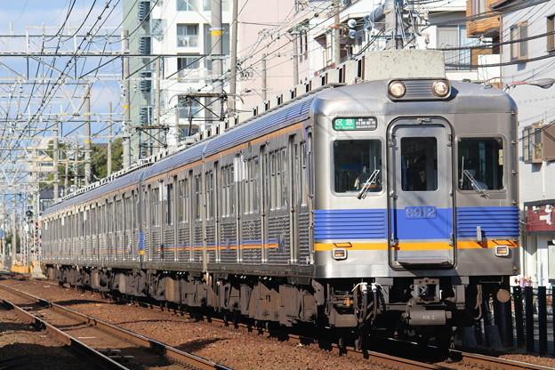 南海6000系6031F+同6001F