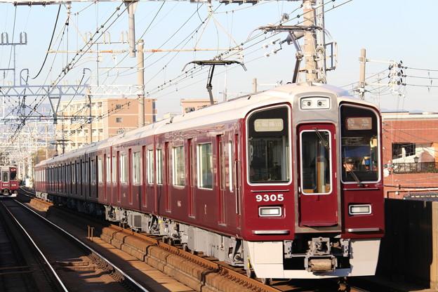 阪急9300系C#9305×8R