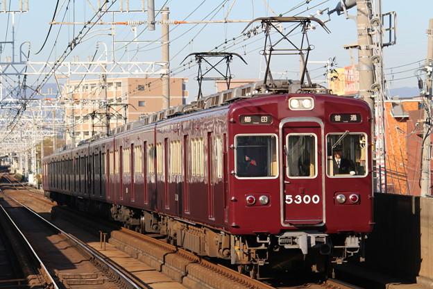 阪急5300系C#5300×7R