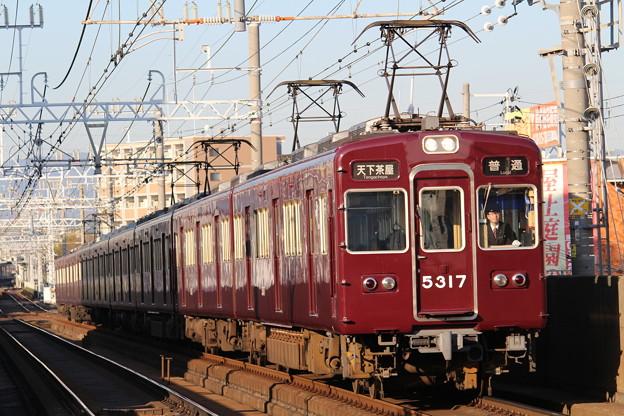 阪急5300系C#5317×8R