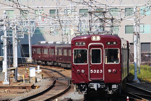 阪急5300系C#5323×7R