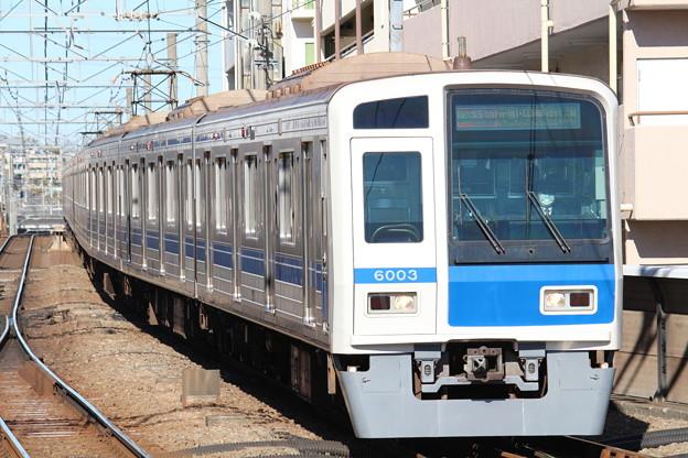 西武6000系6003F