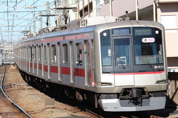 東急5000系5875F