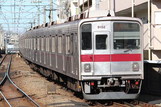 東武9000系9102F