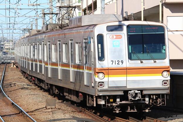 東京メトロ7000系7029F