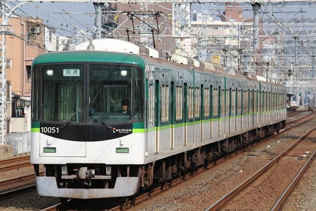 京阪10000系10001F