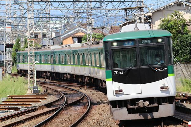 京阪7000系7003F