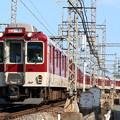 Photos: 近鉄8400系B16+同B13+1233系VE34