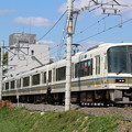 Photos: JR221系NC607